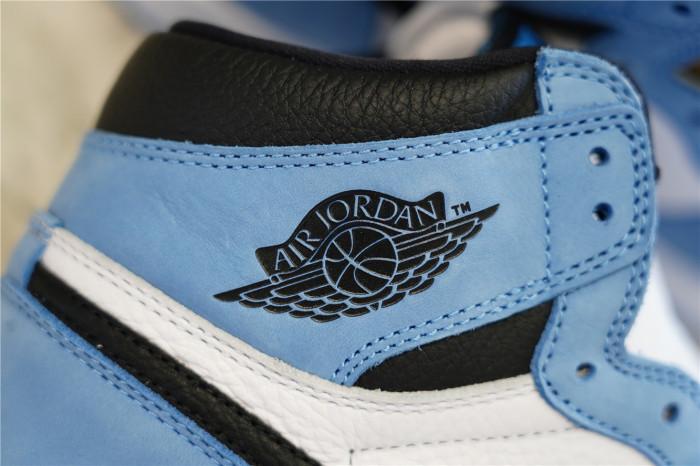 "Air Jordan 1 Retro High OG ""University Blue"""