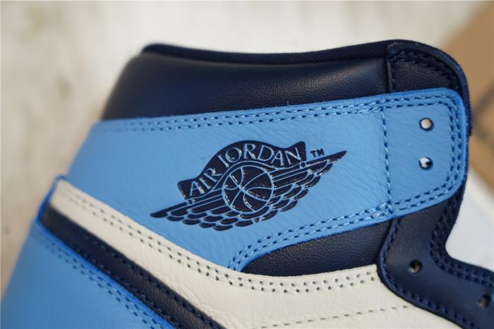 "Air Jordan 1 ""Obsidian"""