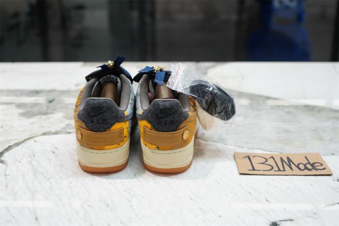 Nike Air Force 1 X Travis Scott Cactus Jack TS