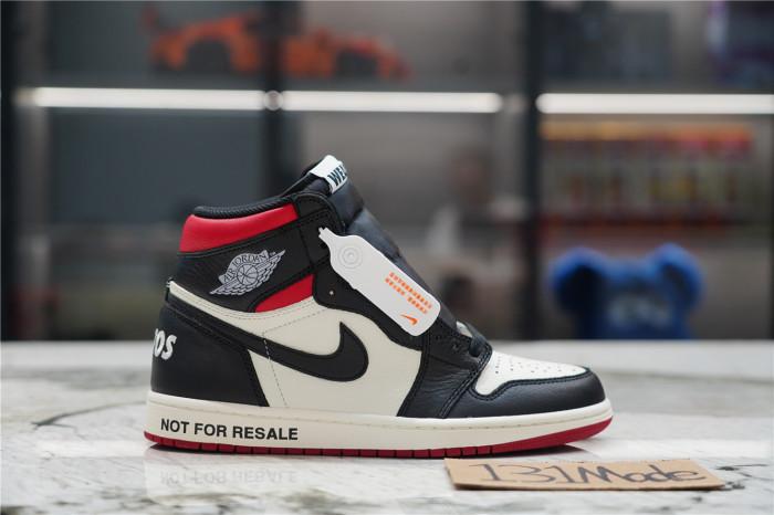 Air Jordan 1 Retro High NRG Not For Resale