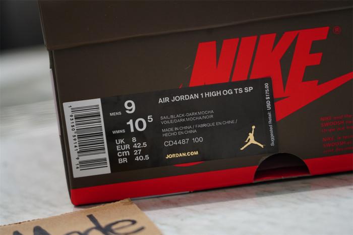 Air Jordan 1 High X Travis Scott OG TS SP