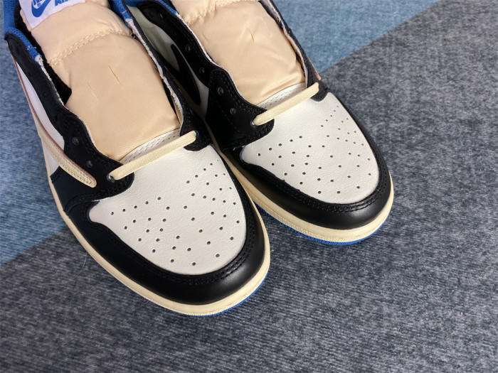 Travis Scott x Fragment x Air Jordan 1 Low OG SP