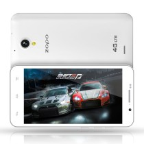 ZOPO ZP320 MT6582M Quad Core 5.0 Inch 4G  Smart Phone IPS Capacitive Touch Screen 8G ROM