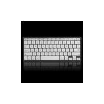 "13.3"" Flexible Silicone Keyboard Skin Protector Cover for Macbook Macbook Pro - White"