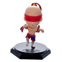 LOL League Blind Monk Plush Doll Action Figure Toy Car Furnishing Articles - Mix Color