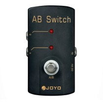 JOYO JF-30 AB Switch Guitar Effect Pedal True Bypass