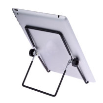 Adjustable 10 Inch Holder Multi-angle Stand  and other Tablet PC - Black