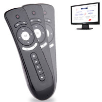 Tooploo T2 2.4GHz Wireless Mouse/ Motion Controller/ Android Device Remote Controller - Black