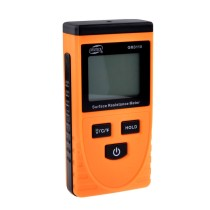 Surface Resistance Resistivity Electrostatic Static Electricity Tester Meter