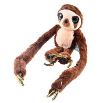 The Croods Cartoon Character Long Arms Plush Stuffed Soft Toys Belt Monkey Dolls(Small Size)