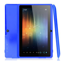 Q88++ Dual Camera 7 inch Capactive Screen Android 4.0 Tablet PC - Blue