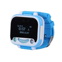 Smart Watch Kid Wrist Watch Phone for Children - Blue