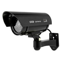 Dummy IR Fake Security Camera with Blinking Light