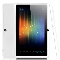 Q88++ Dual Camera 7 inch Capactive Screen Android 4.0 Tablet PC - White