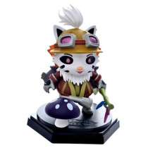 LOL League Teemo Plush Doll Action Figure Toy Car Furnishing Articles - Mix Color