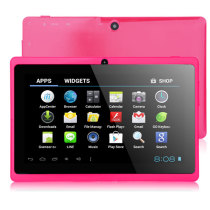 Q88++ Dual Camera 7 inch Capactive Screen Android 4.0 Tablet PC - Pink