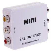 VK-123 Mini PAL to NTSC TV System Converter