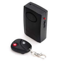 Infra-red Wireless Remote Control Vibration Alarm For House Door Window Car Room
