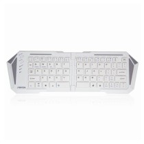 Seenda IBK-03 Foldable Bluetooth Keyboard w/ Tablet Stand for iOS Android Windows