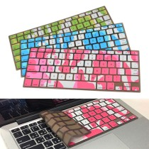 "Camouflage Silicone Keyboard Skin Cover for MacBook 13.3"", MacBook Pro 13"" 13.3"" 15"" 15.4"" 17""and MacBook Air 13"""