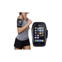 Sport Waterproof Armband Cases Protector  - Black