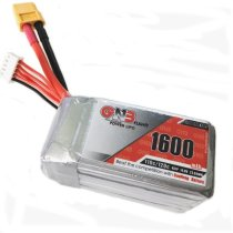 Gaoneng 1600mAh 4S 14.8V 23.68WH 110C/120C FPV Racing Lipo Battery