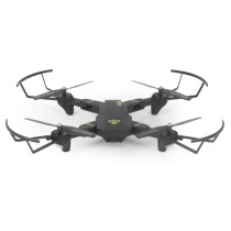 Wifi FPV RC Drone XS809W 2.4G 4CH Folded Realtime Transmission RC Quadcopter Kit with HD Camera