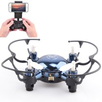 Utoghter 6 Axis Gyro Quadrocopter 2.4GHz 4CH Mini Drone with Wifi FPV Camera Altitude Hold RC Helicopter RTF