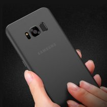 Cafele 0.4mm Ultrathin Micro Matte Fingerprint Resistant Sweatproof PP Case For Samsung Galaxy S8