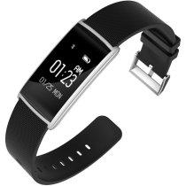 Smart Band Bracelet Bluetooth Pedometer Sleep Monitor Health Detection Clock SMS Reminder Camera