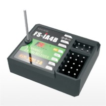 FS-iA4B 2.4G 4CH Receiver PPM Output with iBus Port For Flysky i4 i6 i10 iT4S Transmitter