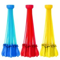 Honana MB-693 111pcs Amazing Magic Water Balloons With Refill Tube Bunch Summer Cool Game
