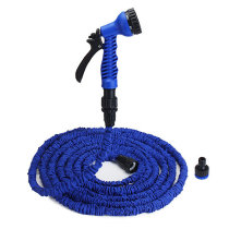 Loskii HG-WH1 25 50 75 100FT Flexible Expandable Garden Water Hose Sets EU/US Standard