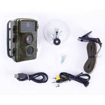 AURKTECH Hunting Camera H3 Digital Trail Trap Wildlife LED Waterproof Video Recorder