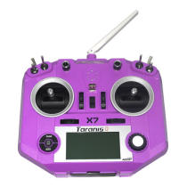 FrSky ACCST Taranis Q X7 2.4GHz 16CH Transmitter White Blue Orange Green Purple Mode 1 Mode 2