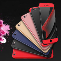 Bakeey™ 3 in 1 Double Dip 360° Full Protection Hard PC Cover Case for iPhone 6 & 6s 4.7 Inch