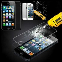 Explosion Proof Real Tempered Glass Screen Protector For iPhone 5 5S SE
