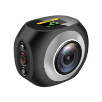 EKEN Pano360 Action Camera Ultra HD 4K Sport DV 360 Degree Wide Angle WIFI Control