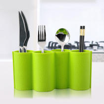 KCASA KC-UH015 Multi-function Plastic Kitchen Utensils Holder Rack Cutlery Dinnerware Pen Organizer