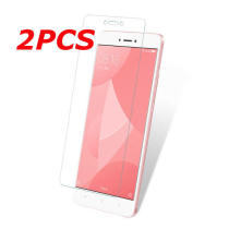2PCS Bakeey Anti-Explosion Tempered Glass Screen Protector for Xiaomi Redmi 4X/4X Global Edition