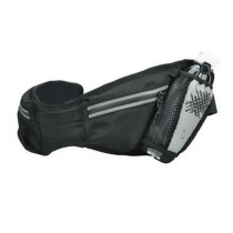 Outdoor sports water bottle pocket large capacity storage riding waist bag