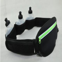 Hydration-Running-Belt-with 3 Water-Bottles