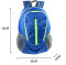 Portable backpack backpack waterproof bag for men and women travel mountaineering bag