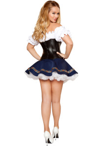 Beer Maiden Baby Costume