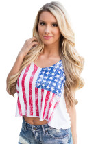 Star Spangled Pride Crop Tank