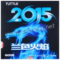 Tuttle 2015 blue fire