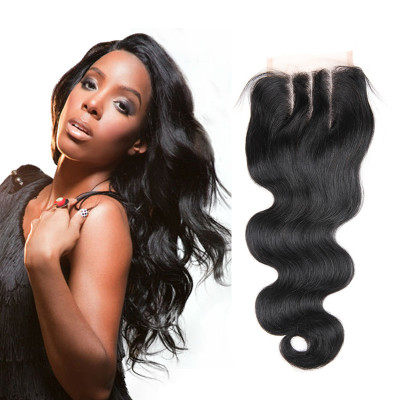 Fashion Indian Body Wave Closure