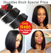 Hot Selling 9A Grade Hair 3 Bundles Big promotion Free shipping 31th August end.