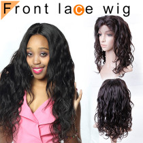 FRONT Lace Wig Natural Wave