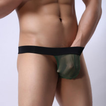 Men's Sexy G-String Comfort Thong Low Rise Underwear(2pcs/lot)